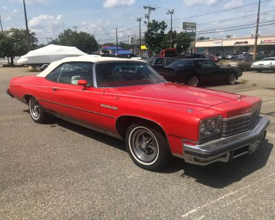 1975 Buick Sorry Just Sold!!! Lesabre Convertible