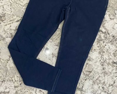 Brand new with tags! Girl s Justice Jean leggings. Size 20 plus