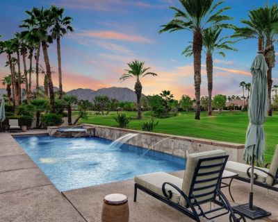 Gorgeous 4 Bed Home on the Golf Course w/ Private Pool LQ137 LIC#063157 - La Quinta