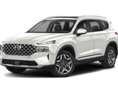 New 2022 Hyundai Santa Fe Hybrid SEL Premium AWD Sport Utility