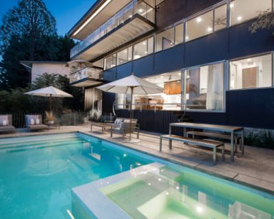 World Famous Neutra's Lew House, Los Angeles, CA