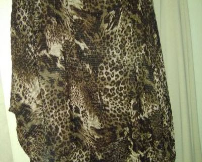 Plus Sizes Woman Blouse and Pants