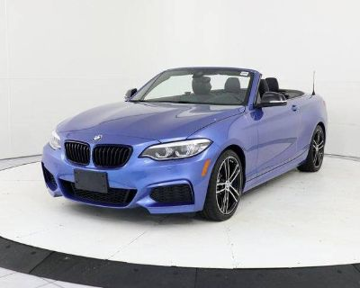 Used 2020 BMW 2 Series Convertible