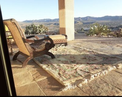 Stargazing paradise on the top of the hill - Yucca Valley