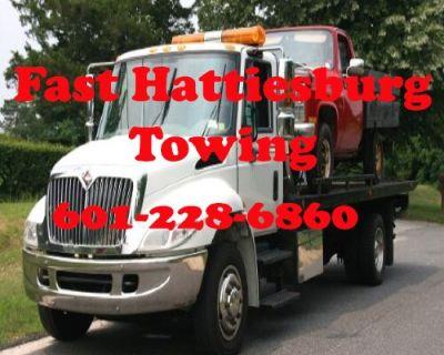 hattiesburg towing service