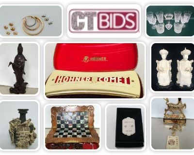 CARING TRANSITIONS EBA WAREHOUSE ONLINE AUCTION / 44TH & PALO VERDE - ENDS 05/17/2021