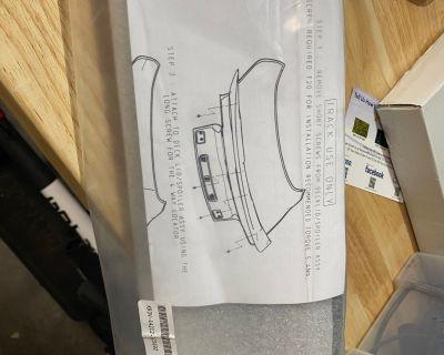 NIB GT350/GT500 Gurney Flap