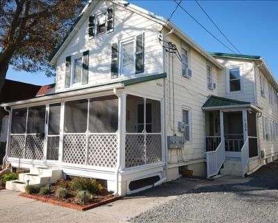 49C Maryland Ave - Three Bedroom Apartment, Sleeps 6 - Rehoboth Beach