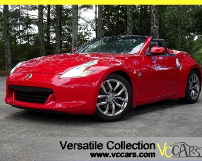 2010 Nissan 370Z Roadster Touring Auto Tech Leather Heating Cooling