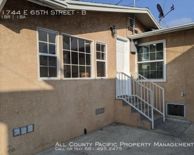 FOR LEASE! UPDATED 1 BEDROOM APARTMENT - NEWLY PAINTED - LOS ANGELES