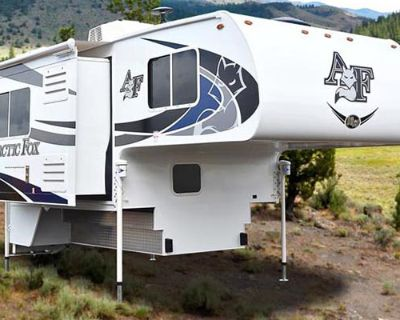2021 Northwood Arctic Fox Camper 811