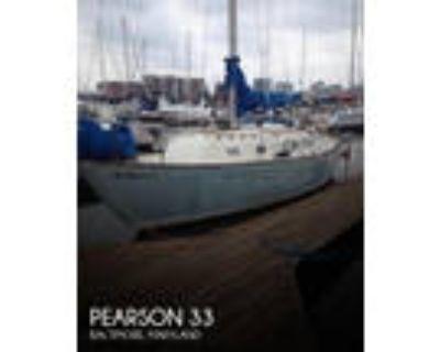 33 foot Pearson 33