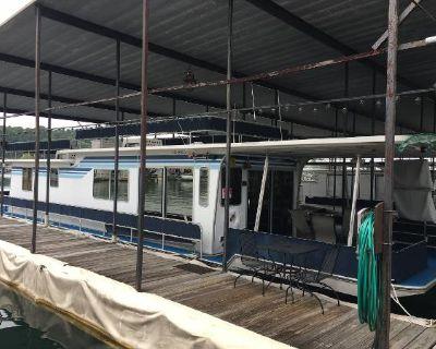 1986 Sumerset 14x60 Houseboat