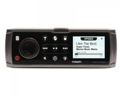 Fusion #ms-av600g - Marine Dvd Stereo
