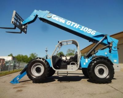 2014 GENIE GTH -1056 Forklifts - Telehandler