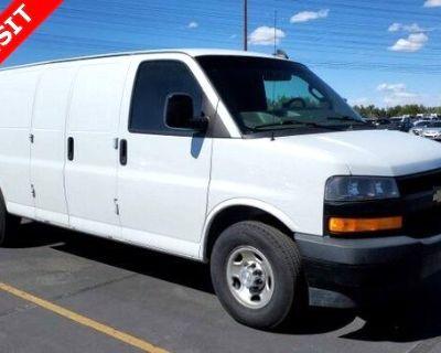 2018 Chevrolet Express Work Van