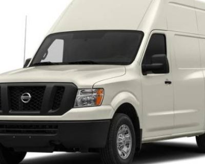 2017 Nissan NV Cargo NV2500 HD S