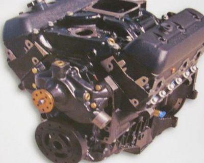 Mercruiser New 4.3 Four Barrel Long Block Engine 1996-2012
