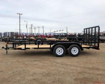 Utility Trailer, Big Tex Trailers 50LA-16
