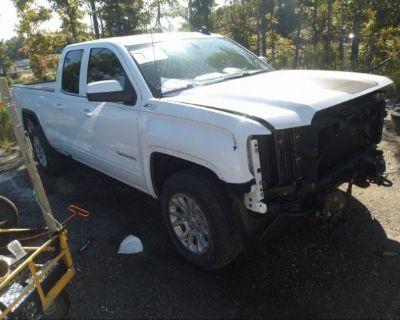 Salvage White 2016 Gmc Sierra 1500