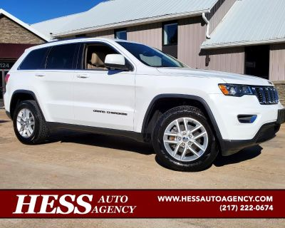 Used 2018 Jeep Grand Cherokee Laredo E 4x4 *Ltd Avail*