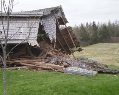 Rural Demolition - Barn & Shed & Outbuilding - Demo / Removal - Residential Contractor