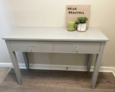 Chic Entryway Table