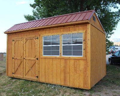 Storage Sheds, Cabins, Garages, Horse Barns