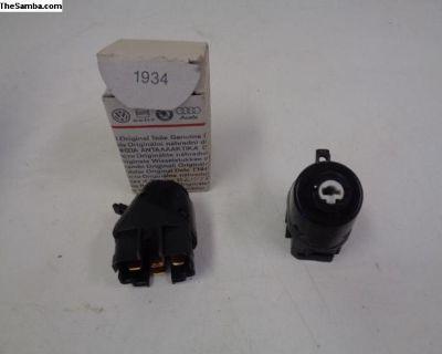 NOS Jetta Ignition Switch 6NO905865