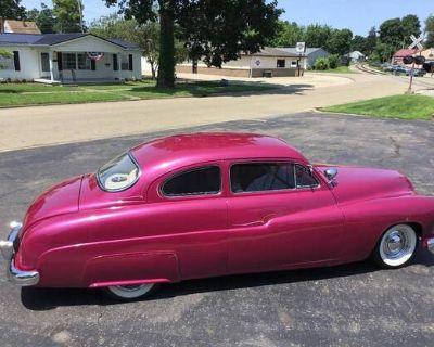 1951 Mercury Custom All-Steel Coupe Custom Lead Sled Original Restored Engine Swap