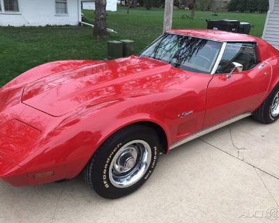 1974 Chevrolet Corvette T-Top Sport Coupe