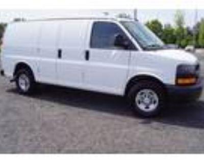 2019 Chevrolet Express 2500 Work Van Cargo