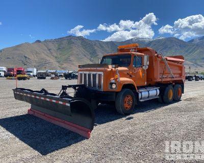 2002 International 2674 6x4 Plow/Spreader Dump Truck