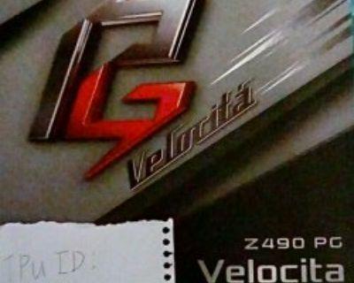 X370 Crosshair VI Hero, Z490 PG Velocita, Phanteks 360X Case, DeepCool CPU Fan