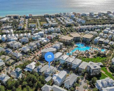 Spacious 30A Seacrest Beach Rental + Carriage House Next to Lagoon Pool + Bikes! - Seacrest Beach