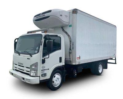 2014 ISUZU NRR Reefer, Refrigerated Trucks Truck