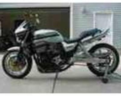 2004 Kawasaki Zrx1200 A4