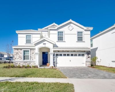 Luxury Holiday Mansion Minutes from Disney on Champions Gate Resort, Orlando Mansion 2596 - Champions Gate