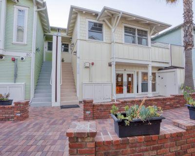 1 Bedroom Condo W/outdoor Ocean View Bbq Kitchen - Steps To Beach & Town - Avila Beach