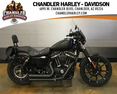 Pre-Owned 2019 Harley-Davidson Iron 883 Sportster XL883N