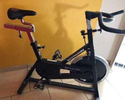 Great Schwinn Spinning Bike