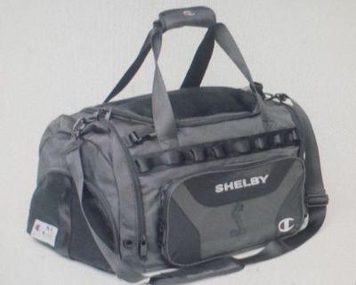 Shelby American Super Snake Cobra Backpack/duffel Bag Ford Mustang Gt500 Svt