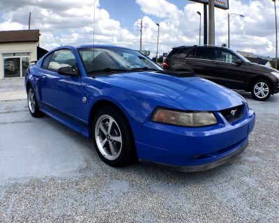 2004 Ford Mustang 2dr Cpe Premium Mach 1