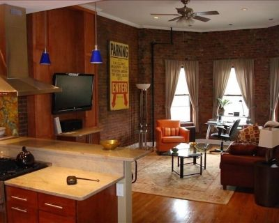 Boston Back Bay Extended Stay Awesome Luxury Furnished Condo near Everything - Downtown Boston
