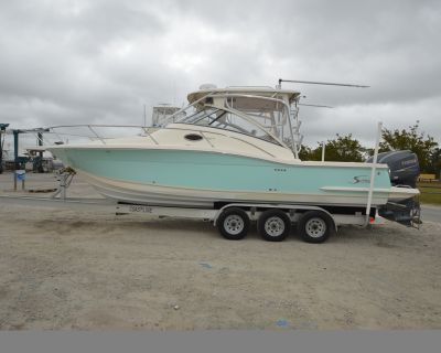 2008 Scout 295 Abaco