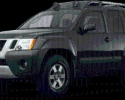 2012 Nissan Xterra X RWD Auto