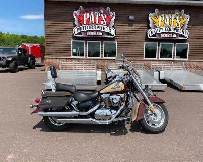 1998 Suzuki Intruder Motorcycle Off Road Greenland, MI