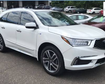 2020 Acura MDX Hybrid with Advance Package