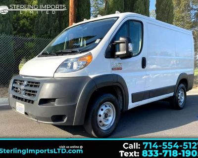 Used 2015 RAM Promaster 1500 Low Roof Tradesman 118-in. WB