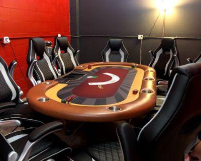 Unique Poker Space, glendale, CA